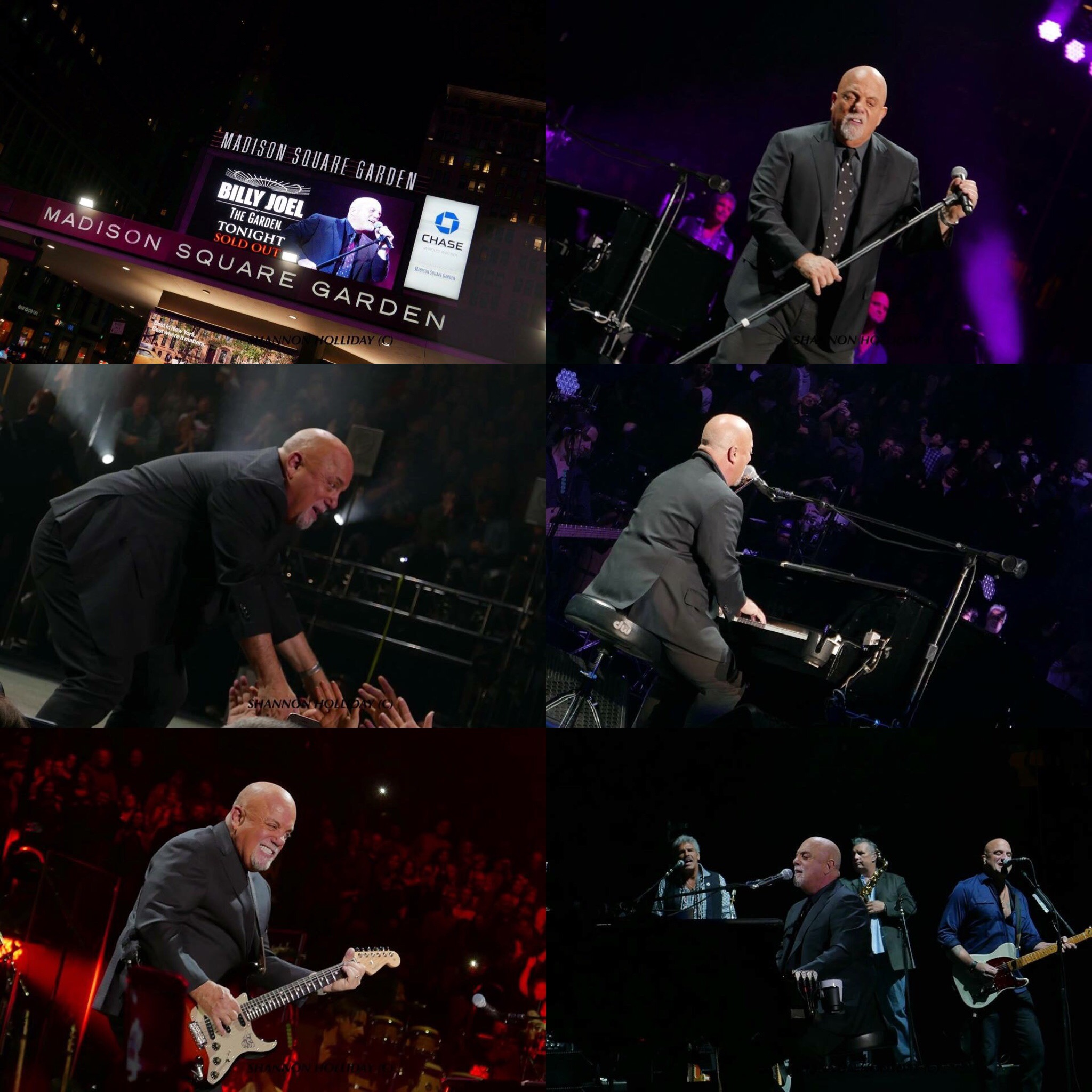 Billy Joel At Madison Square Garden November 18 2017 Billy Joel Official Site