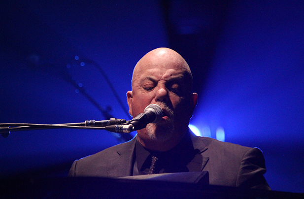 Billy Joel performs in concert at Vivint Smart Home Arena in Salt Lake City, UT on November 29, 2017. Photo by Cristy Meiners for Deseret News.