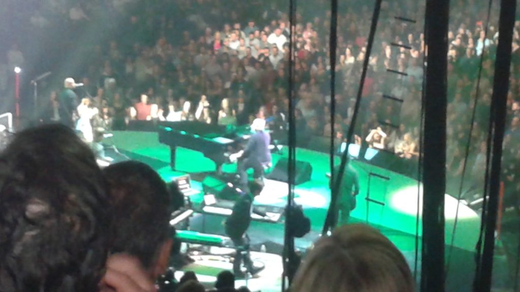 First concert of Billy Joel………drove 8 hours from Gatineau, Qc, Canada…….would do it again in a heartbeat!