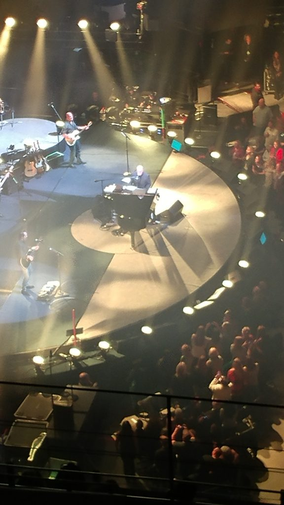 Billy Joel Concert Nov 2017