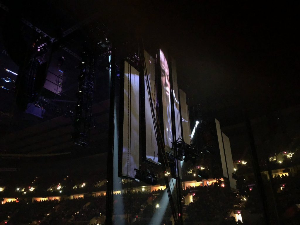 Billy Joel on the screen