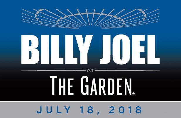 Billy Joel MSG July 18, 2018