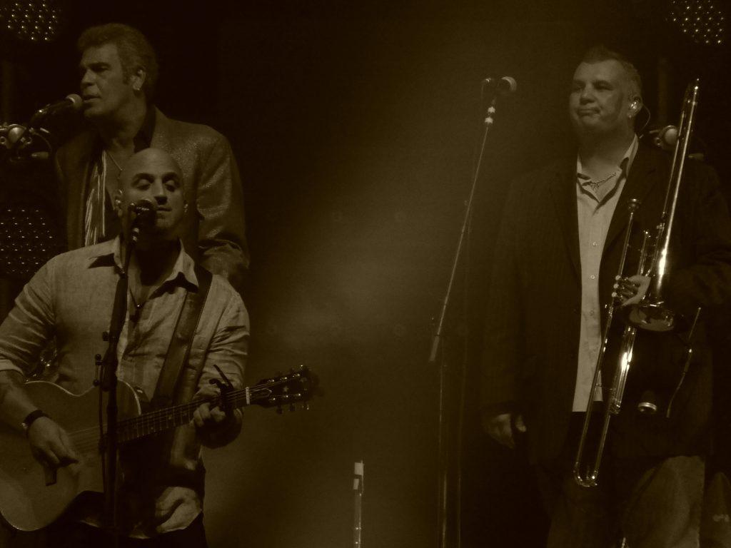 Mark Rivera, Mike DelGuidice & Carl Fischer