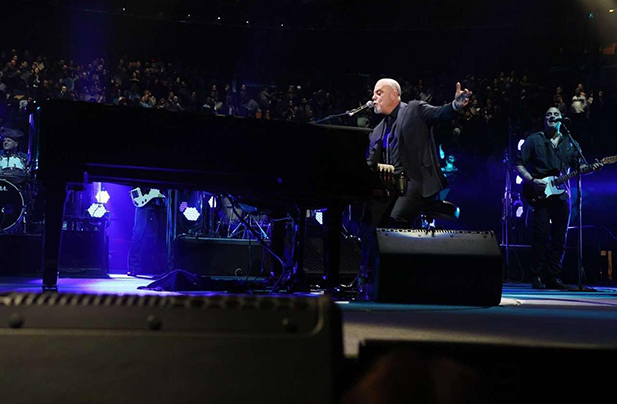 Billy Joel. Photo by Myrna Suarez.