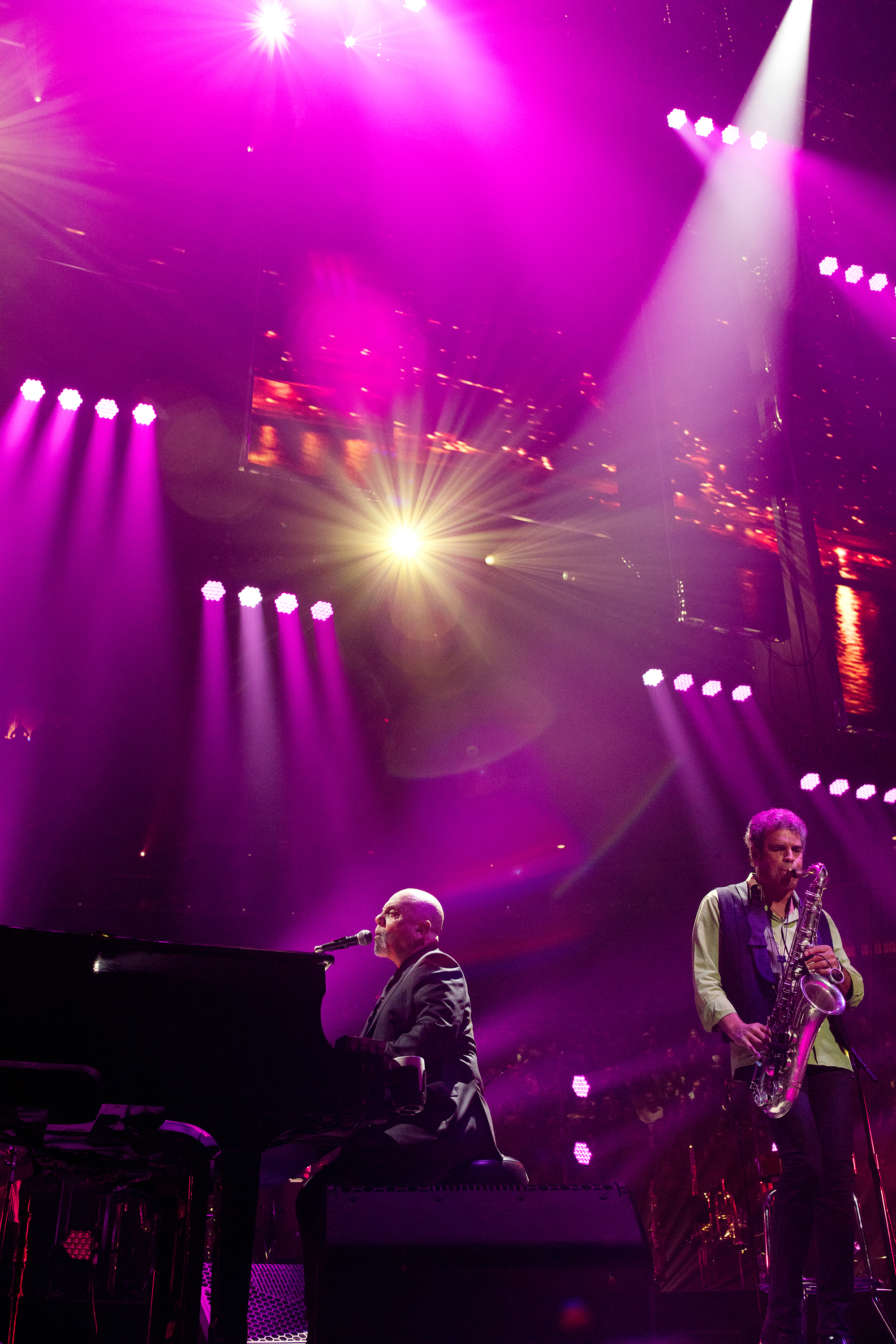 Concert Recap Madison Square Garden February 21 2018 Billy Joel Official Site