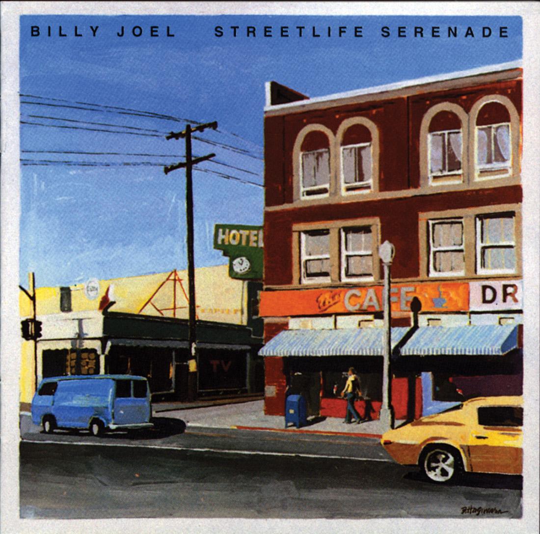 Billy Joel - Streetlife Serenade