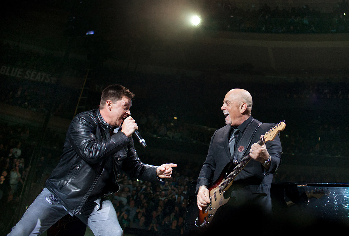 Billy Joel Celebrates 50th Consecutive Residency Show At The Garden Billy Joel Official Site