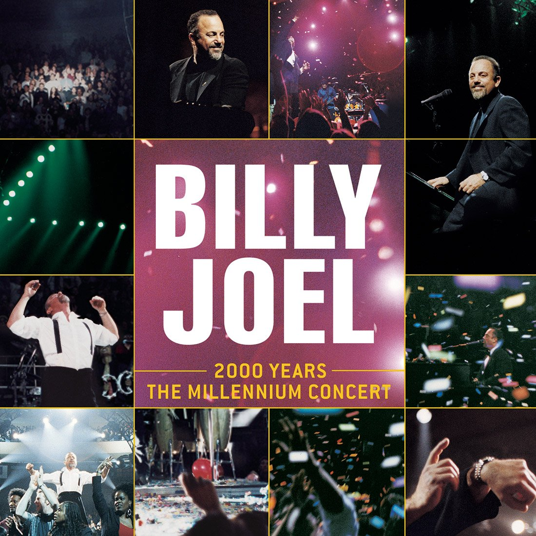 Billy Joel - 2000 Years - The Millennium Concert