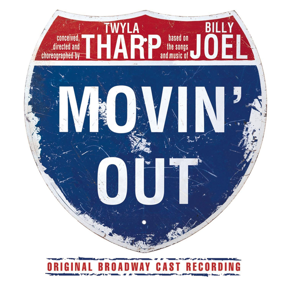 Billy Joel - Movin' Out Original Broadway Cast Recording