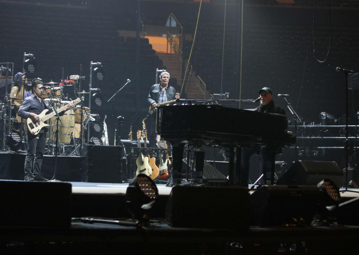 Billy Joel At Madison Square Garden New York Ny February 21 2018 Photo 3 Billy Joel
