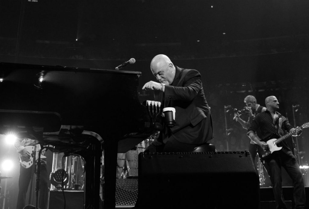 Billy Joel At Madison Square Garden New York, NY – February 21, 2018 (Photo 12)