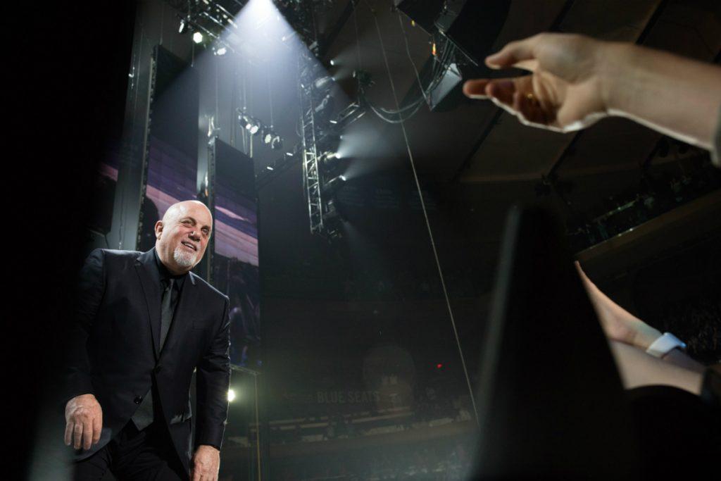 Billy Joel At Madison Square Garden New York, NY – February 21, 2018 (Photo 21)