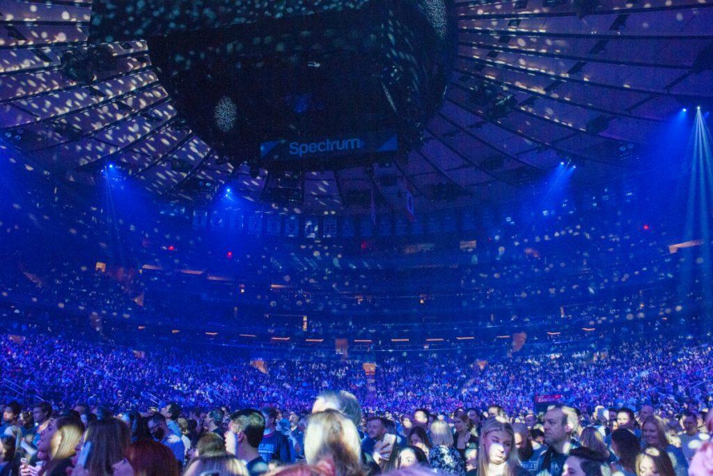 Billy Joel At Madison Square Garden New York, NY – February 21, 2018 (Photo 23)
