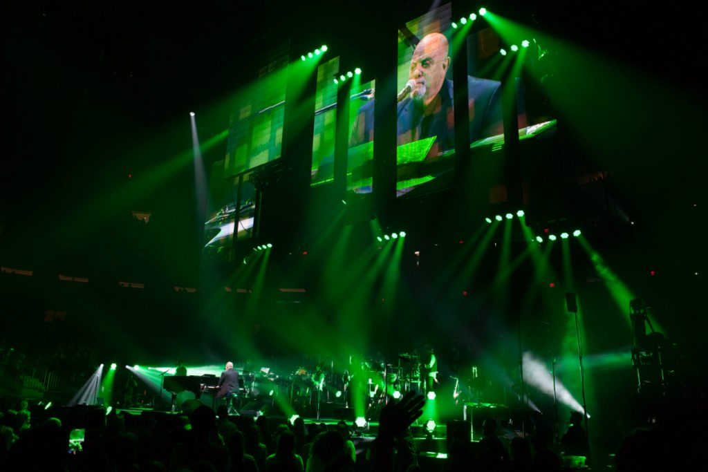 Billy Joel At Madison Square Garden New York, NY – February 21, 2018 (Photo 26)