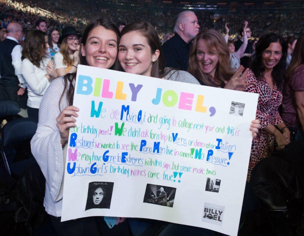 Billy Joel At Madison Square Garden New York, NY – February 21, 2018 (Photo 25)