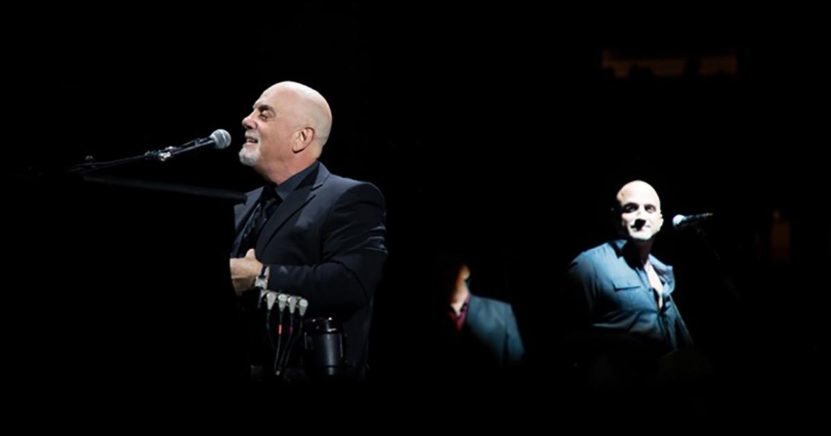 Billy Joel The Bridge Tour Dates