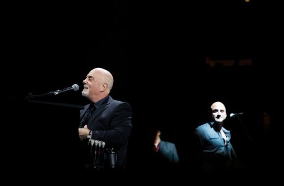 Billy Joel In Concert At Madison Square Garden April 13, 2018
