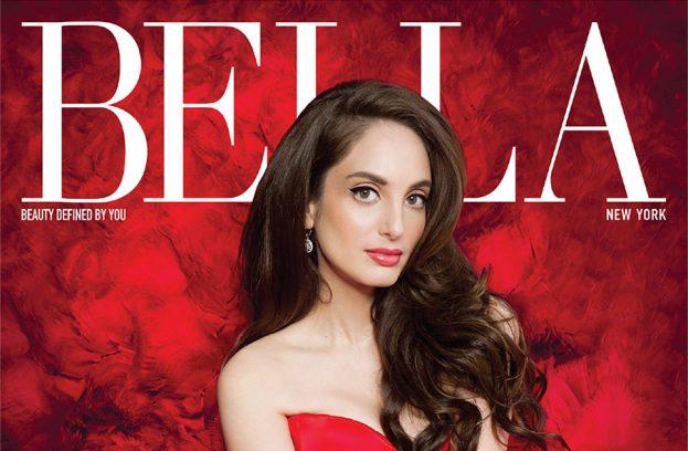 Alexa Ray Joel On Cover Of BELLA Magazine