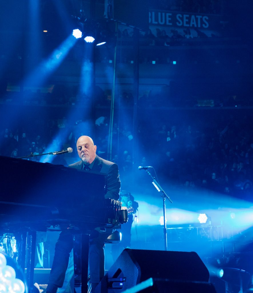 Billy Joel At Madison Square Garden New York, NY – April 13, 2018 (Photo 8)