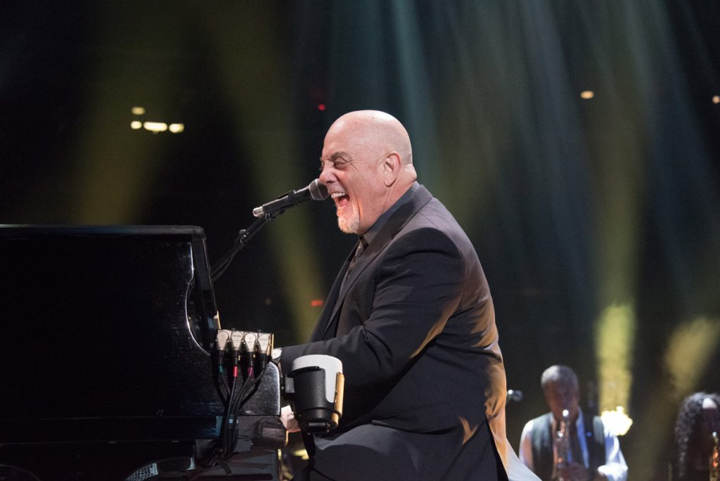 Billy Joel At Madison Square Garden New York, NY – April 13, 2018 (Photo 6)