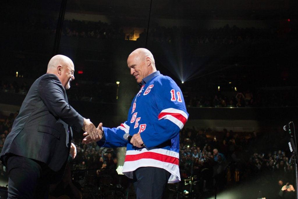 Billy Joel At Madison Square Garden New York, NY – March 28, 2018 (Photo 12)