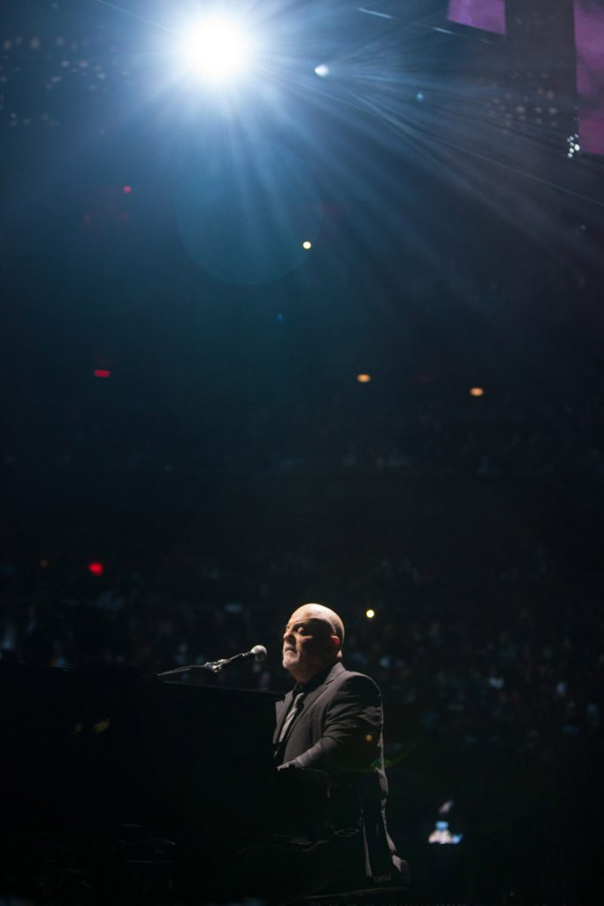 Billy Joel At Madison Square Garden New York, NY – March 28, 2018 (Photo 23)