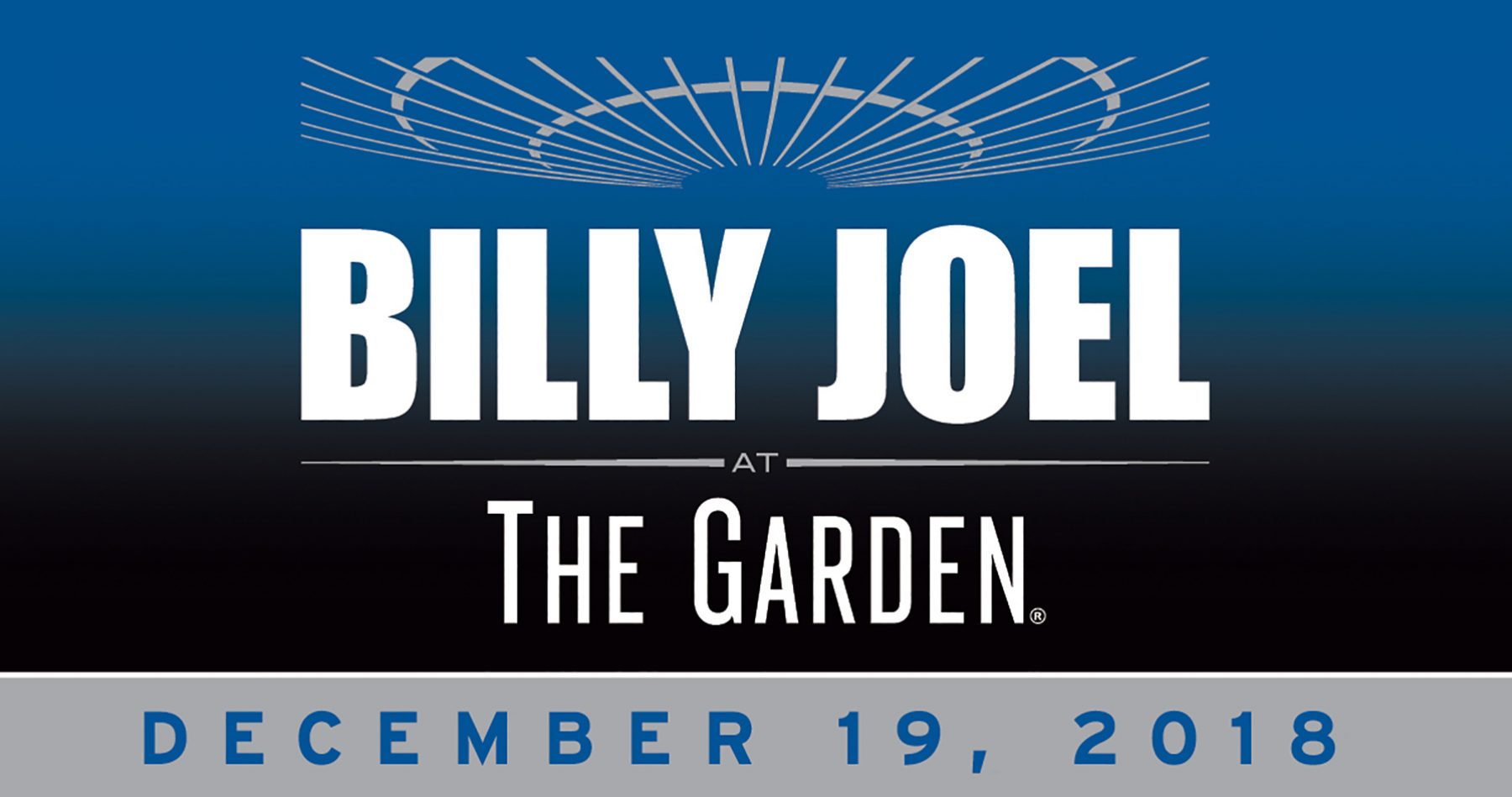 Billy Joel Madison Square Garden December 19, 2018