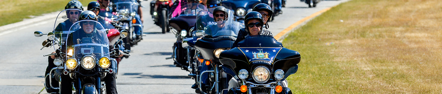 New York Breast Cancer Motorcycle Ride 2016 Photos