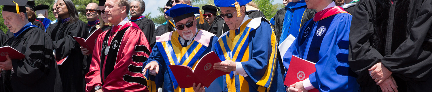 Stony Brook University Commencement 2015 Photos