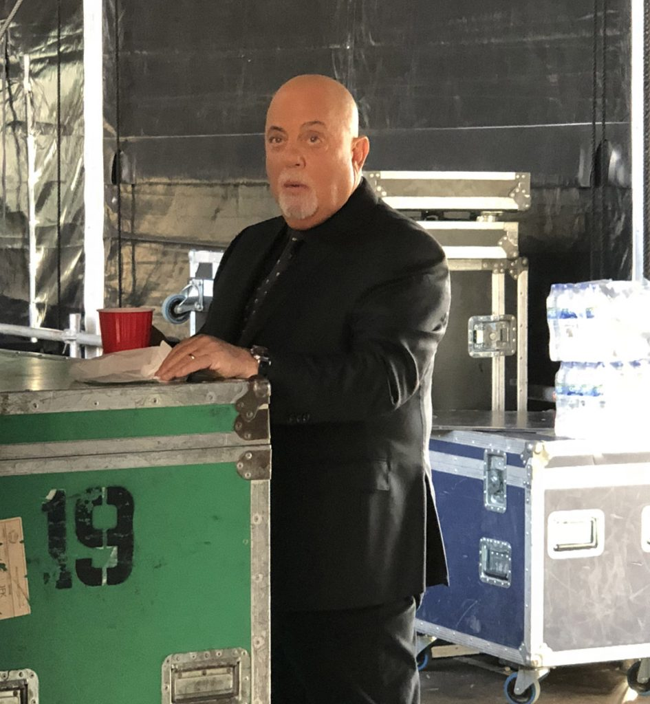 Billy Joel At Aviva Stadium Dublin, Ireland – June 23, 2018 (Photo 3)