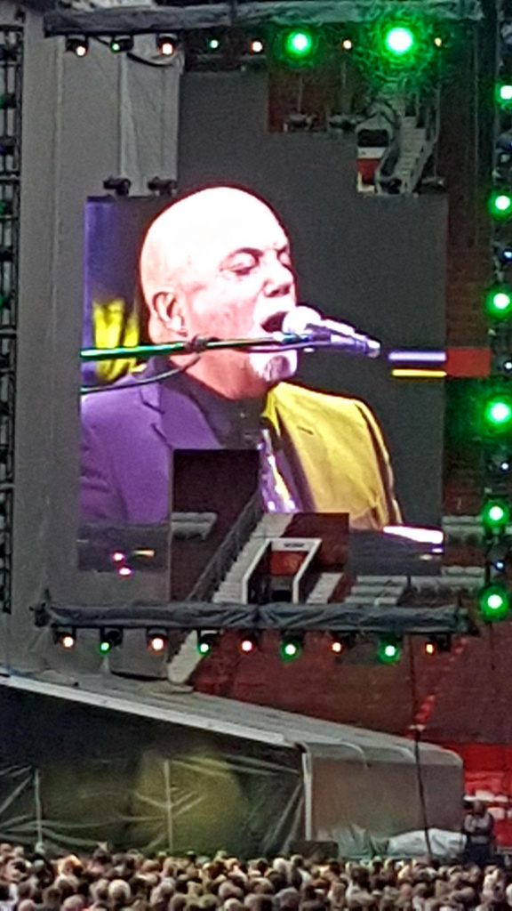 Reliving the memories with Billy Joel in Manchester 2018