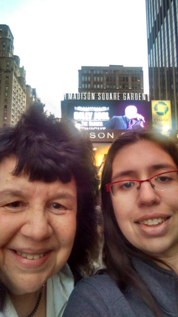 Mother/Daughter Billy Joel fans!