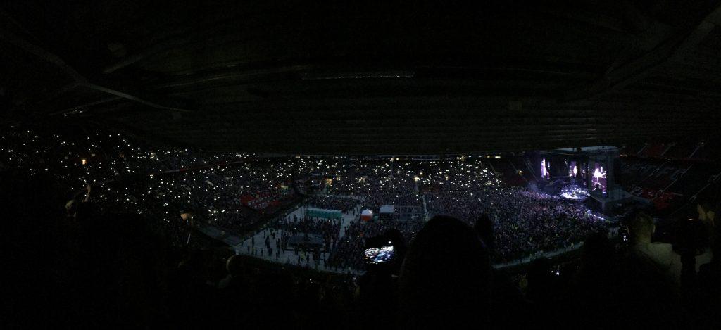 Sparkling Stadium