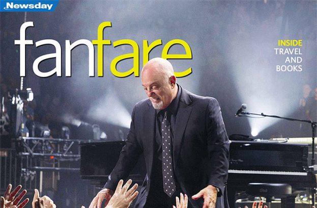 Billy Joel Featured In Newsday FanFare