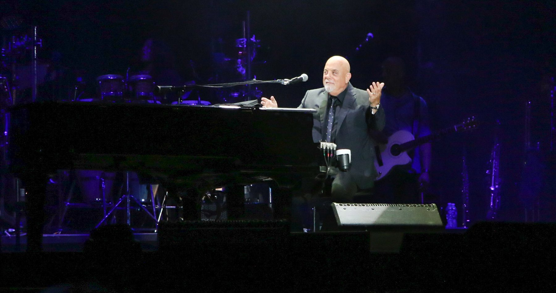 Billy Joel in concert at Citizens Bank Park Philadelphia, PA July 27, 2018