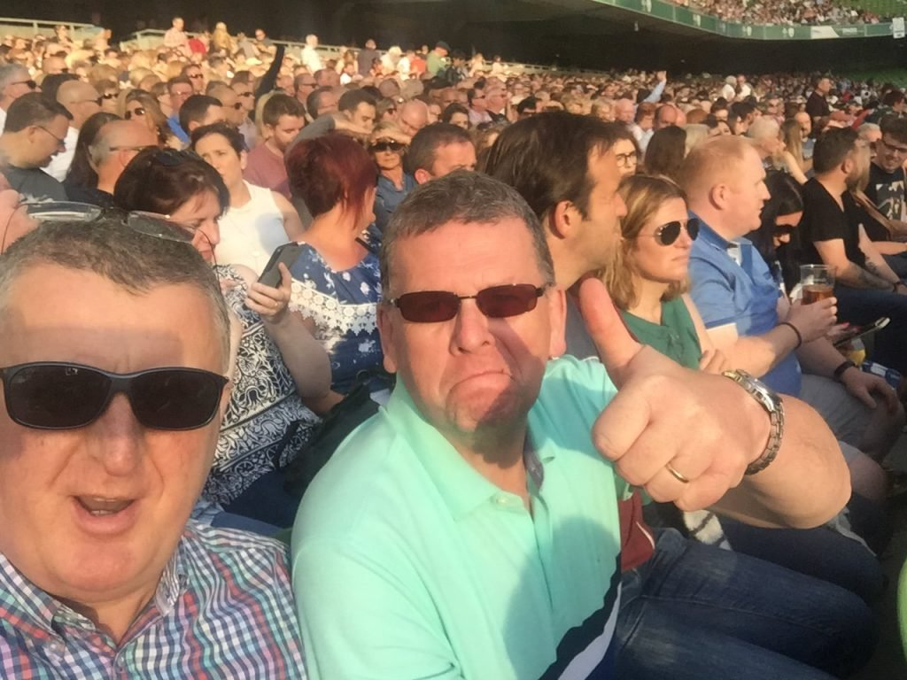 Billy Joel at the Aviva