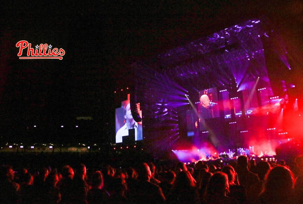 Billy Joel At Citizens Bank Park Philadelphia, PA – July 27, 2018 (Photo 3)