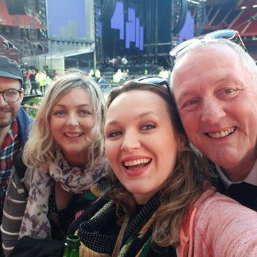 Dave & Kayleigh,Michelle & Gary