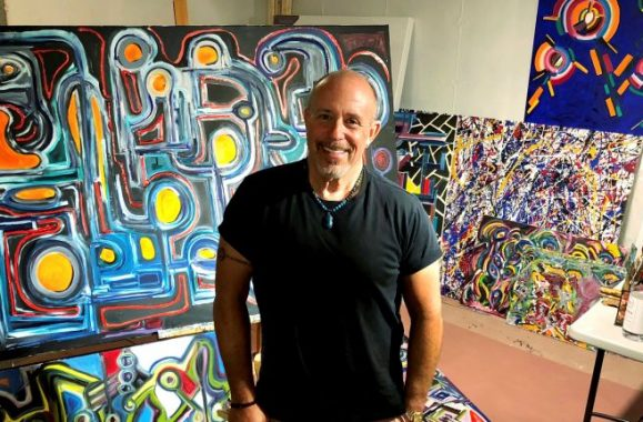Billy Joel Lighting Director Steve Cohen To Have First Art Exhibit