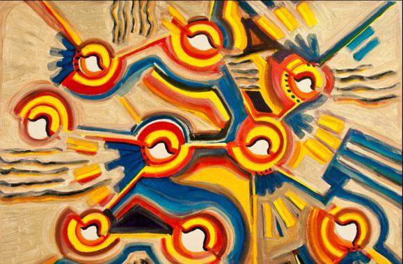 Steve Cohen Art Exhibit Open In Bridgehampton Through September 10