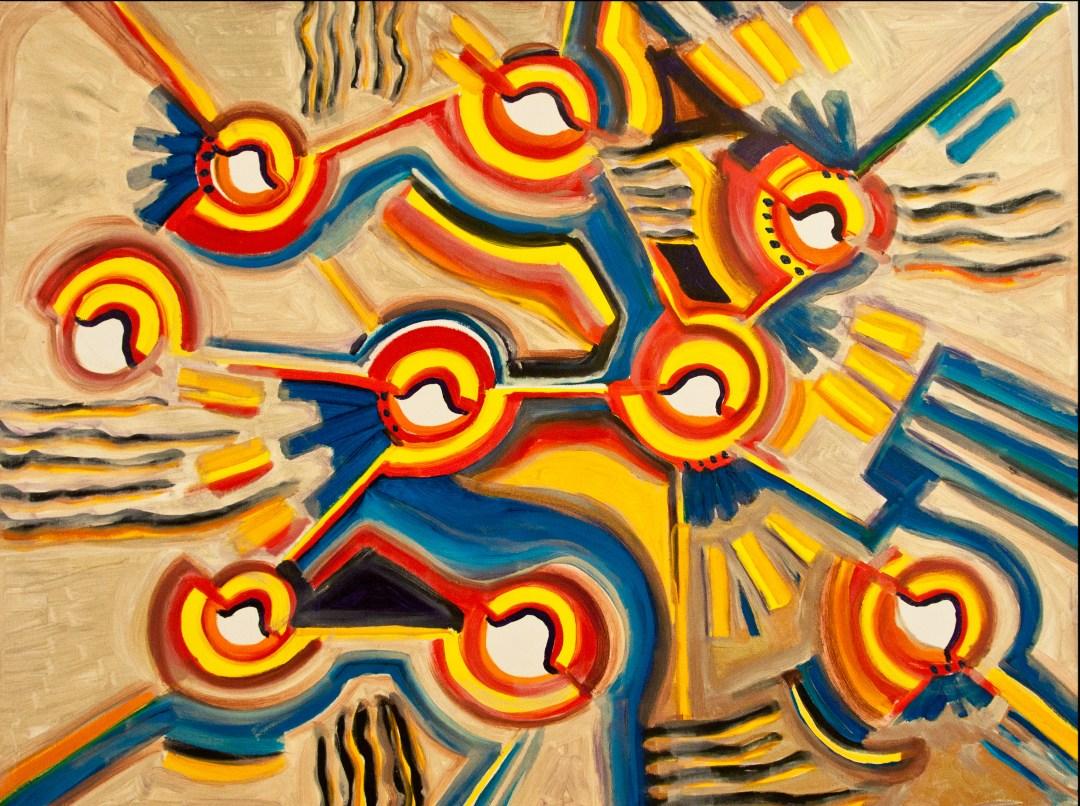 Steve Cohen painting