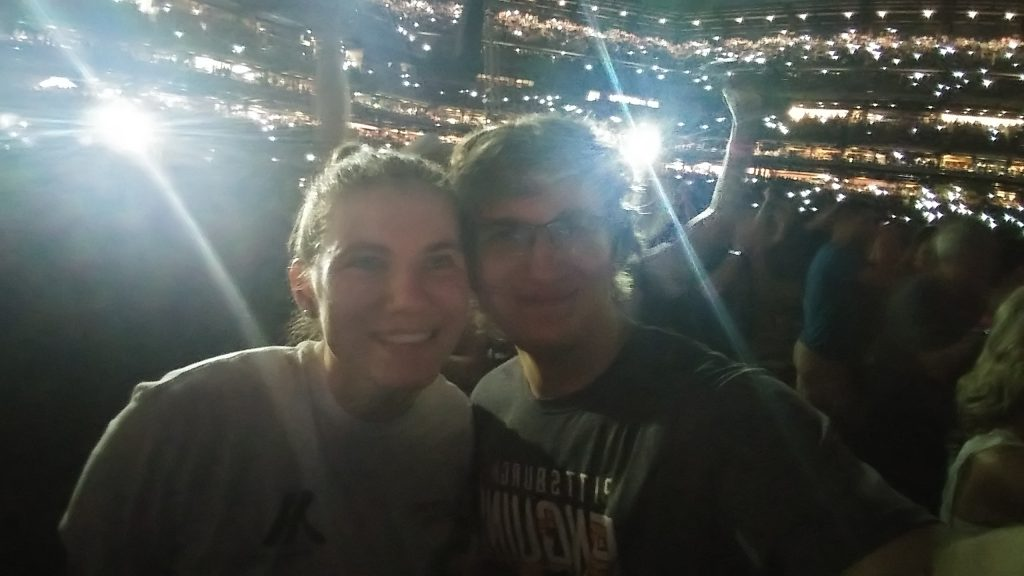 Our First Billy Joel Concert