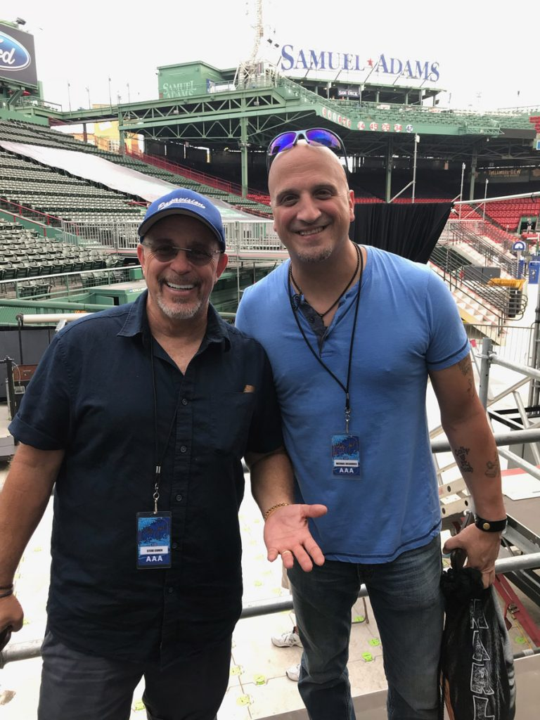 Billy Joel At Fenway Park Boston, MA – August 10, 2018 (Photo 4)