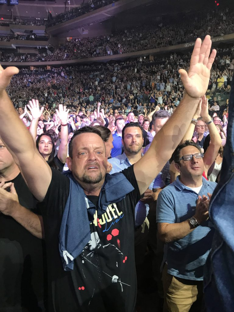 Billy Joel At Madison Square Garden New York, NY – August 23, 2018 (Photo 13)
