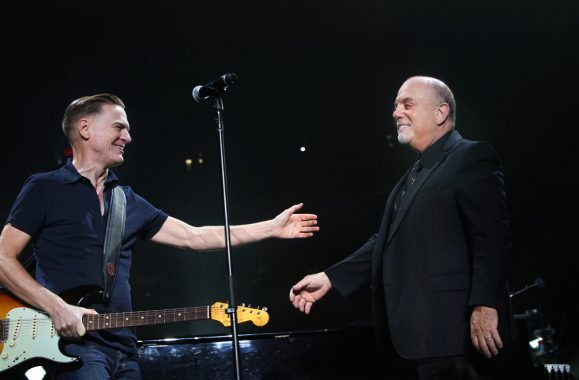 Billy Joel Pays Aretha Respect & Is Joined By Bryan Adams At MSG August 23rd