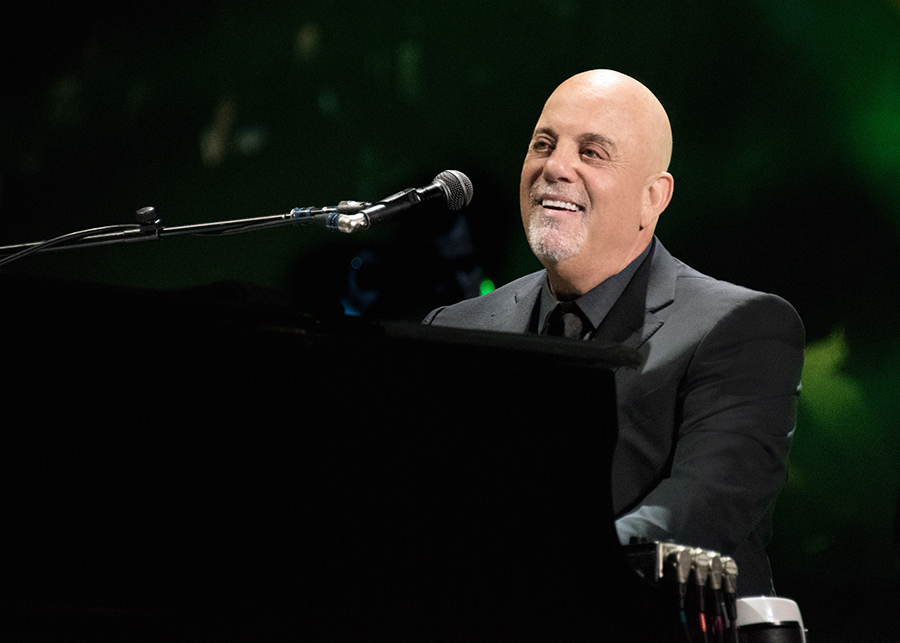 Billy Joel Returns To Amway Center On Friday, January 11 ...