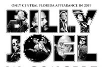 Billy Joel Concert At Amway Center in Orlando, FL – January 11, 2019