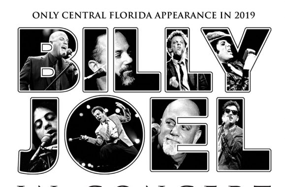 Billy Joel Returns To Amway Center On Friday, January 11 – Only Central Florida Performance in 2019
