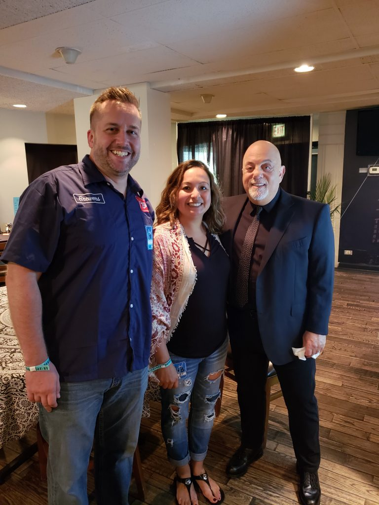 Meeting Billy Joel