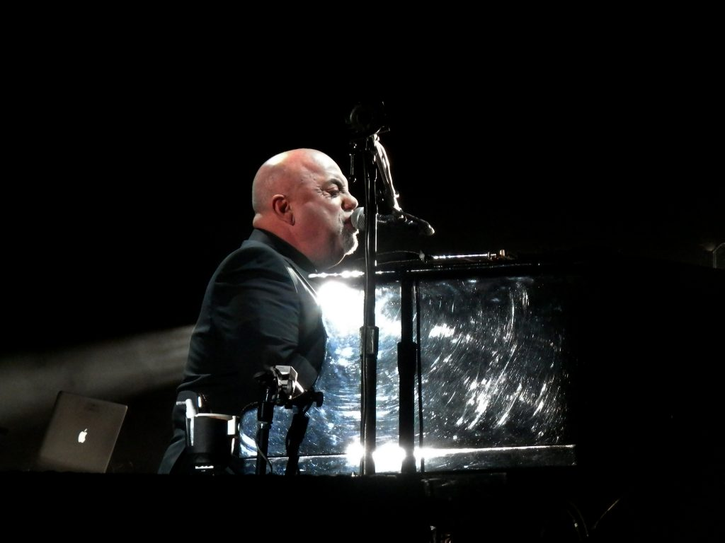 Billy Joel Opening the 1st Concert in 39 years at Kauffman Stadium in Kansas City!